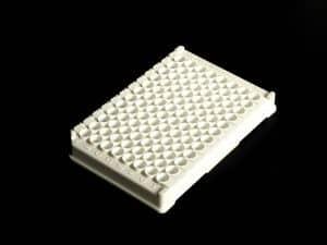 Biomat White 96 Well Strip Plate