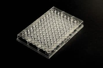 Biomat Clear Solid 96 well plates