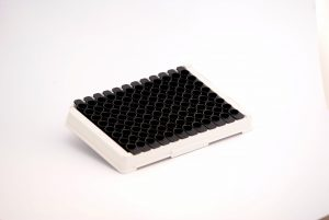 Biomat Black 96 Well Breakable Strip Plate