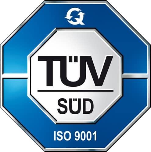 Biomat ISO 9001 Certification