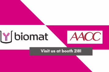 Biomat Visit us at booth 2181