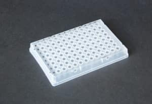 Biomat PCR 96 well Plates skirted