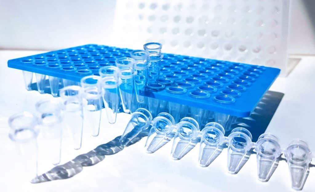PCR Tubes and Plates for Coronavirus COVID-19