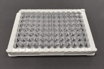Biomat Clear 96 Well Strip Plate