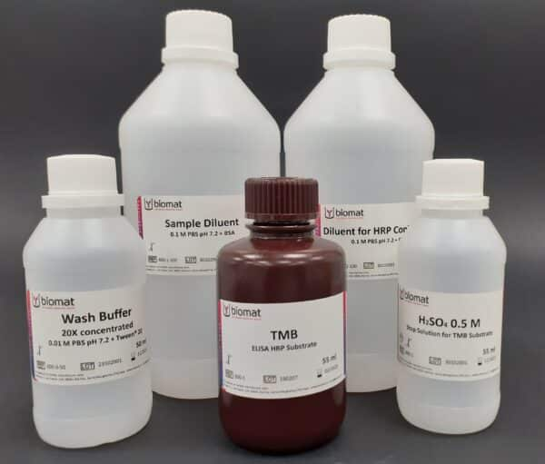 Reagents Package for Mabs Isotyping Test